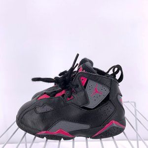Nike Air Jordan True Flight Deadly Pink Size 7c